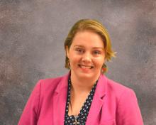 Pastor Katie Sirmons